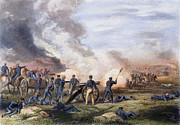 Palo Alto Prints - Battle Of Palo Alto, 1846 Print by Granger