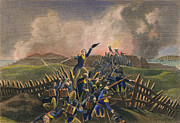 1779 Framed Prints - Battle Of Stony Point, 1779 Framed Print by Granger