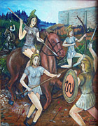 Eric Ovelgone - Battle of the Amazons