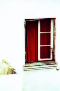 Bauhaus Photo Prints - bauhaus  Window Print by Isaac Silman