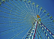 Allemagne Photos - Bavarian Fairy Wheel by Juergen Weiss