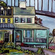 Carol Mangano - Bayard House in Chesapeake City