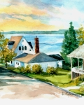Kerry Kupferschmidt - Bayfield MorningII