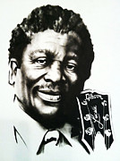 B.b.king Paintings - B.B. King by Danielle LegacyArts