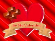 Fire Images Digital Art - Be My Valentine by Garry Staranchuk