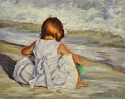 Little Girl Originals - Beach Baby by Katherine Tucker