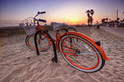 Cali Art - Beach Bike by Yhun Suarez
