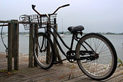 Beach Cruiser Photos - Beach Cruiser by Ray Rothaug