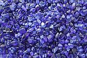 Mary Deal - Beach Glass - Blue