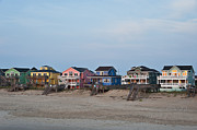 Outer Banks Photos - Beach House by John Greim