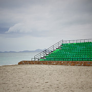 Murcia Photos - Beach Soccer Stadium by Saulgranda