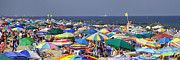 Kelly S Andrews - Beach Umbrella Panorama