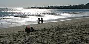 Robert Bissett - Beach Walk