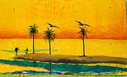 Iraq Conflict Prints - Beaches of Basrah Print by Unknown