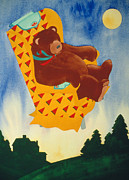 Irene Hipps - Bear Loved Flying Over...