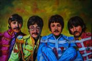 Ringo Star Originals - Beatles  by Nancy Bradley