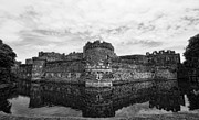 Julie Williams Metal Prints - Beaumaris Castle Metal Print by Julie Williams