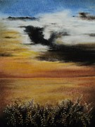 Field Pastels - Beautiful Beginnings by Carla Carson