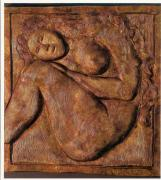 Nude Relief Reliefs - Beautiful Dreamer by LaReine Marks
