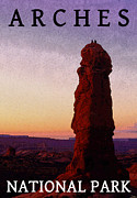 Monolith Framed Prints - Beautiful Sunset Framed Print by David Lee Thompson