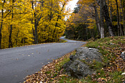 Fall Scenes Photo Originals - Beautiful Vermont Scenery 2 by Paul Cannon