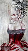 Eerie Paintings - Beautifull Repulsed 2 by Jayde Hilliard