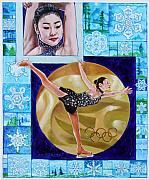 Skater Originals - Beauty On Ice - Yu-Na KIM by John Lautermilch