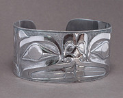 Sterling Silver Jewelry - Beaver  by Terry Jackson