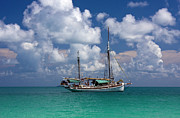 Whitsunday Photos - Becalmed In Paradise by Kevin Dickinson