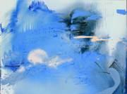 Blue And White Originals - Becoming by Ethel Vrana