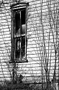 Ramshackle Prints - Bedroom Window Print by Jame Hayes