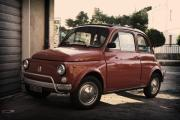 Fiat 500 Framed Prints - Beep Framed Print by Craig Fleming