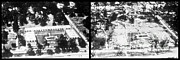 Natural Disaster Photos - Before And After Hurricane Camille 1969 by Science Source