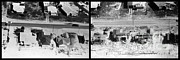 Violent Prints - Before And After Hurricane Eloise 1975 Print by Science Source