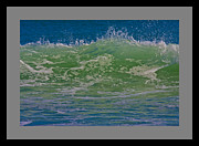 Surf City Posters - Before the Break Poster by East Coast Barrier Islands Betsy A Cutler