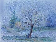 Anna  Duyunova - Begining of another winter
