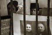 Flea Market Prints - Behind bars Print by RicardMN Photography