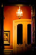 Chandelier Originals - Behind closed doors by Nelieta Mishchenko