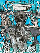 Jon Baldwin  Art - Behind The Wall of Sleep