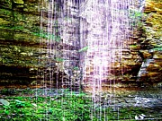 John Carncross - Behind the Waterfall