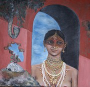 Sivanu Bhatt - Behula the bride