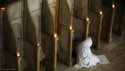 Isaac Silman - prayer time