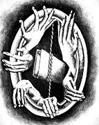 Beliefs Print by Omphemetse Olesitse