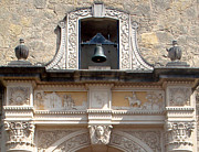 Finial Posters - Bell At The Alamo Poster by Kathleen Peltomaa Lewis