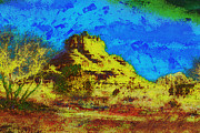 Arizona Sedona Prints - Bell rock Print by Julie Lueders