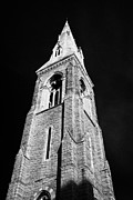 National Building Museum Photos - Bell Tower Of The Mariners Church Now The National Maritime Museum Dun Laoghaire Dublin by Joe Fox