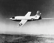 X-plane Prints - Bell X-1 Print by Science Source