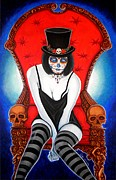 Tradition Originals - Bella Muerte Work of Art 2 by Al  Molina