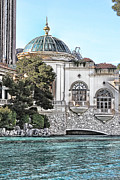 Prendergast Prints - Bellagio Print by Tom Prendergast