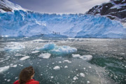 David Wagner Art - Beloit Glacier by David Wagner